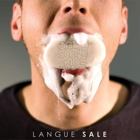 Langue Sale