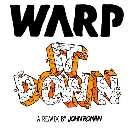 warp it down